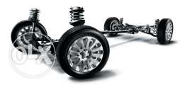 4 Wheel Suspension and Service parts for sale