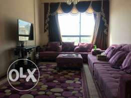 Furnished flat in bawsher