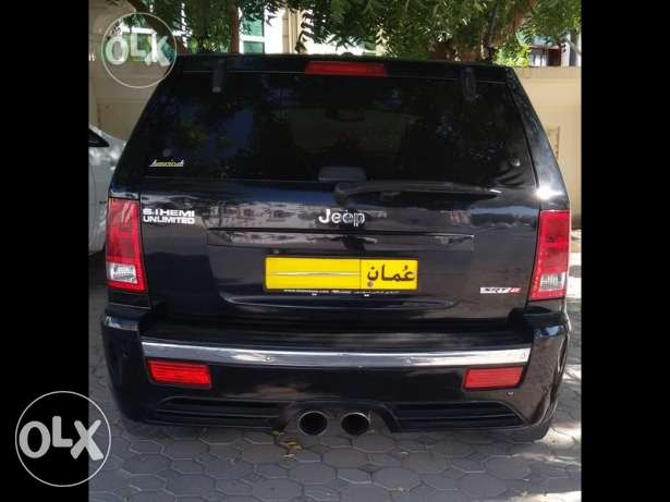 Jeep Cherokee 2008 SRT8 for SALE مسقط -  2
