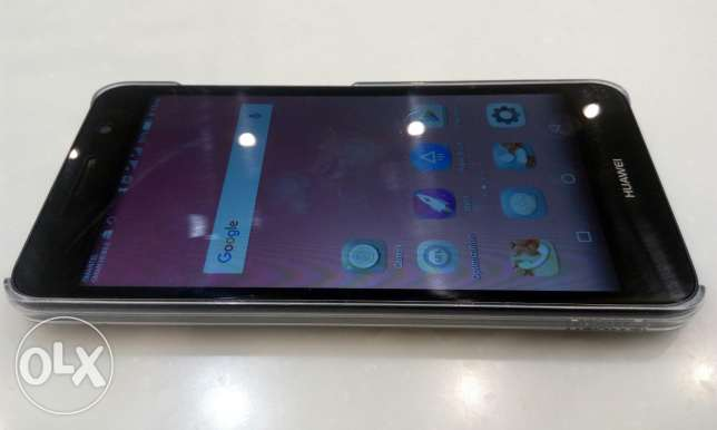 Huawei y6pro.barely used