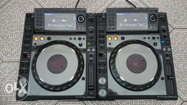 brand new 2x Pioneer CDJ for sell