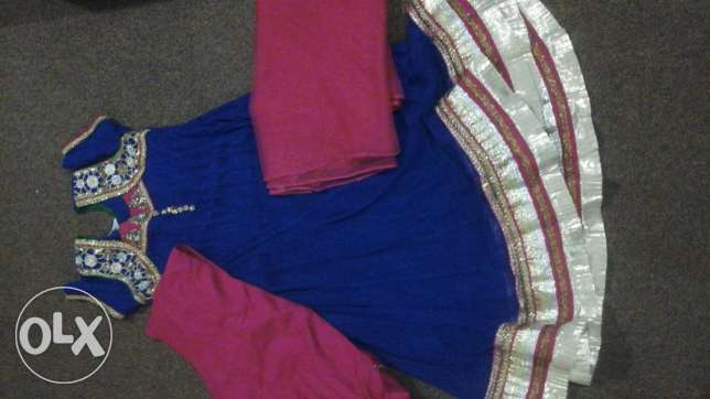 Indian style cloths only 1 hour used مسقط -  1