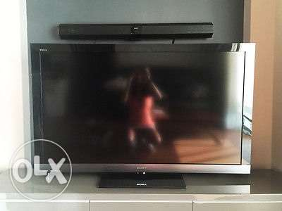 "SONY Bravia 55"" Full HD LCD Multisystem TV Model: KDL-55EX500"