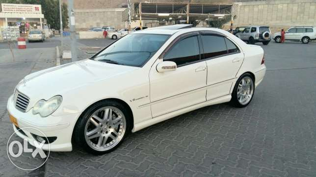 C32 AMG Supercharged 410 HP