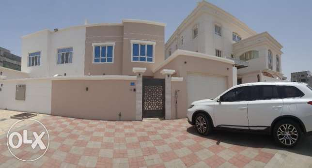 Al Anseb Prime Location English type Twin Villa 4 BHK+ Maids+ Parking