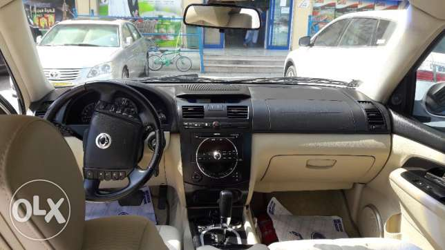 Ssang Yong low mialage vehicle in excellent condition صحار -  7