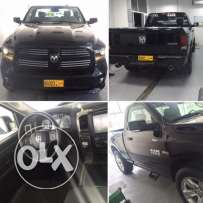 RAM 1500 HIMI 5.7 2015 Very good condition 30.000KM