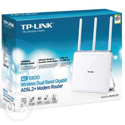 Brand New Tp-link archer D9 AC1900 World top powerful ADSL+Router