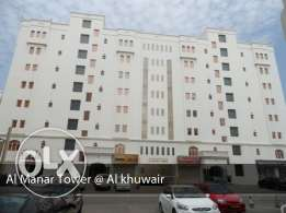 2BHK Flat(split ACs) for rent at excellent location in Al khuwair.