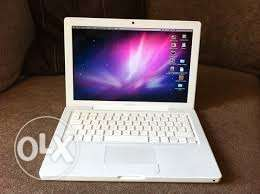 Mac book laptop for sale c2d Ram 2gb