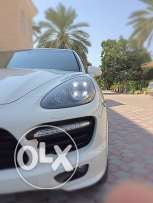 Porsche Cayenne S Body Cut GTS model 2012 Gulf GCC