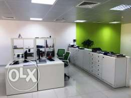 Commercial For Rent in Al Khuwair 157sqm. for only 700 OMR!!