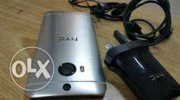 Htc m9 plus silver 32gb 4g lte good condition urgent sell