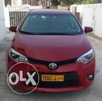 Corolla 2015 1.8CC full automatic made in japan
