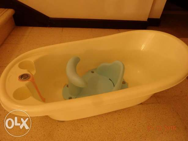 Baby Bath for sale (fixed price) مسقط -  1