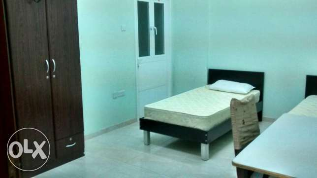 F.Room with sea facing balcony in N Azaiba available from1st March مسقط -  1