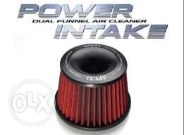 Apexi Universal Vehicle Intake Air Filter 75mm Dual Funnel Adapter