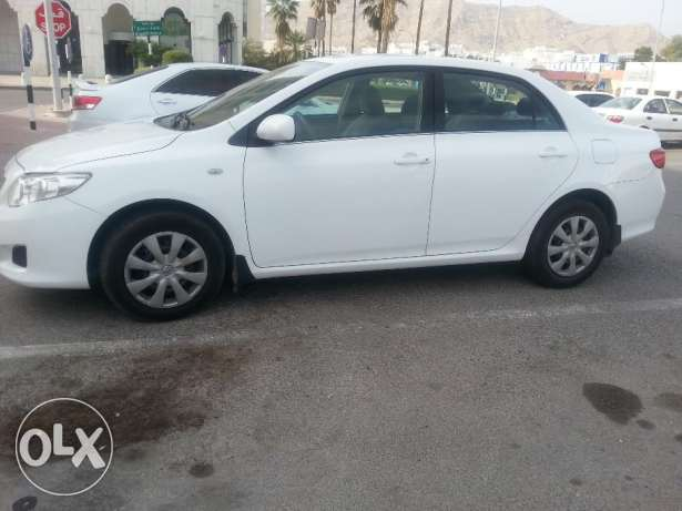 2009 corolla 1.6 automatic gear مسقط -  3