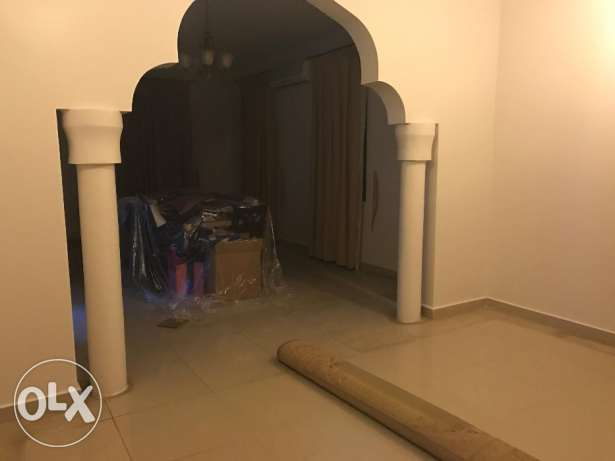 Ground floor Apartment for rent in al khwer 33