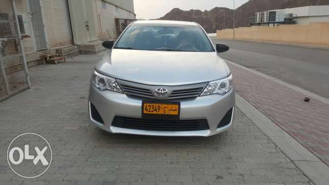 Toyota camry GCC 2012 for sale
