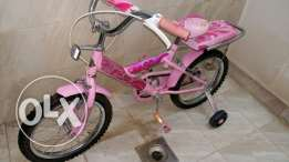 Girls bicycle like new