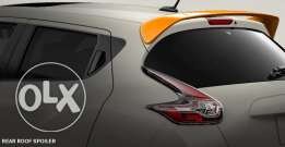 Nissan JUKE 2012-16 Spoiler High quality Rear Wing