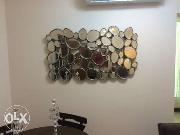 Fahmy Furniture's Large Decoration Mirror
