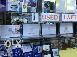 sale sale used laptop and desktop .gulf computer in Alkhuad and Mabela