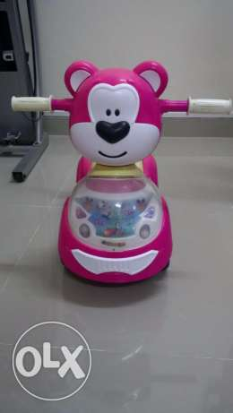 Tricycle and four wheel toy for baby for sale