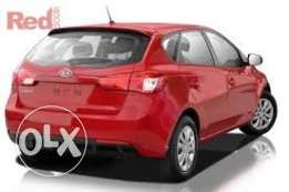 كيا سيراتو هاتش باكKia Cerato Hatchback 2013 Red