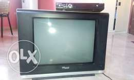 For sale tv with reciver