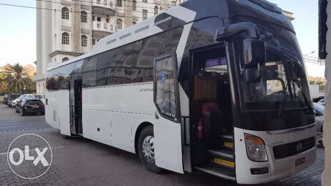 باص هيونداي نوبل hyundai bus Nobel 2015