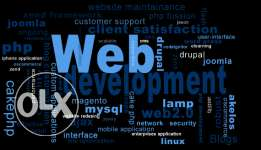 Websites and Android applications development