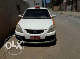 Kia rio taxi model 2006 full auto cvvt 1.6 price 550 without nember