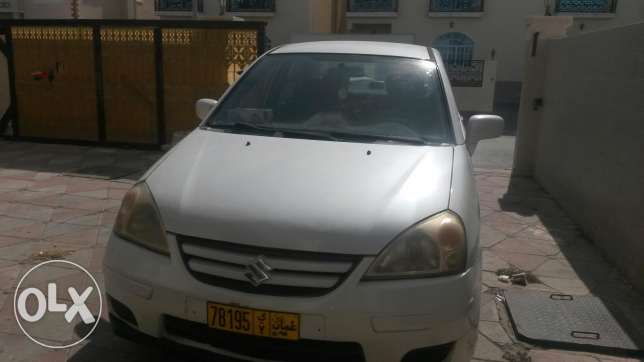 Suzuki car for urgent sale مسقط -  6
