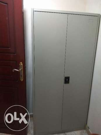 Steel Cupboard only 18 RO Very Good Condition Al Ghubra