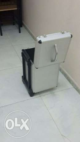 Safety trolley bag