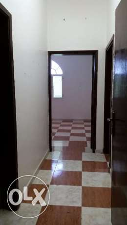 2 rooms & kitchen 220 Rials N Al goubraغرفتين ومطبخ