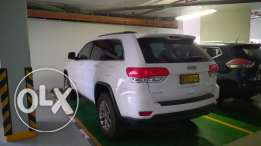 Jeep Grand Cherokee June 2015 Muscat only 13500 km for sale expat own