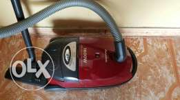 panasonic high power 1600.w vacuum cleaner for sale