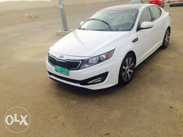 kia optima turbo engine 2.00 البريمي -  1