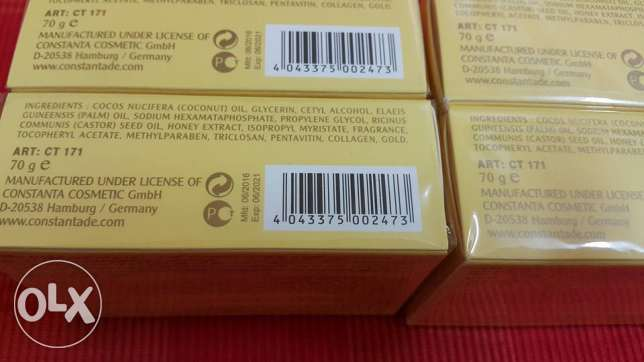 constanta collagen soap FROM GERMANY مسقط -  4