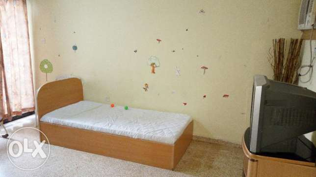 Furnished room for rent in AL-khuwair with free unlimited wifi مسقط -  4
