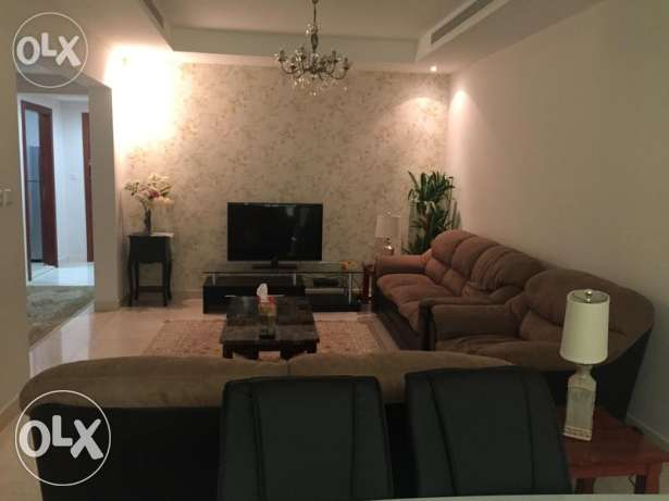 Copmletely furnished 2BHK Flat for Rent at Muscat Grand Mall – Bawshar