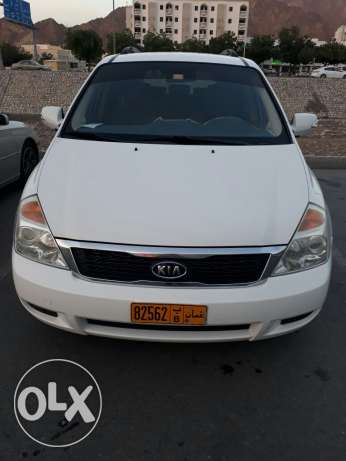 Kia carnival very good condition
