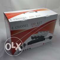 Security camera Kit 4 & 8 channel