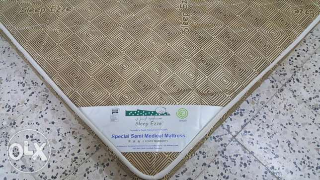 Single bed size medical mattress الغبرة الشمالية -  1