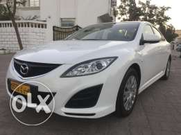 Mazda 6 2013 only 68,000 km like new car
