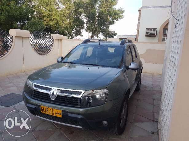 Renault Duster Full Option,Expat Leaving Urent
