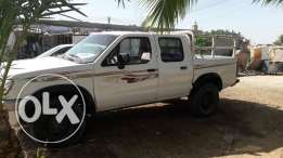 Nissan pickup four door